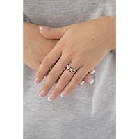 Fingerring frau Schmuck Morellato Love Rings SNA32018