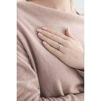 Fingerring frau Schmuck Morellato Love Rings SNA33014