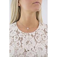 Halskette frau Schmuck Fossil Spring 15 JF01740791