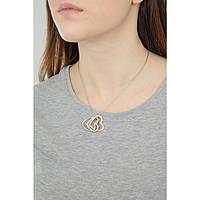 Halskette frau Schmuck Sagapò Triniheart STH02