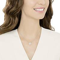 Halskette frau Schmuck Swarovski Sparkling Dc 5272365