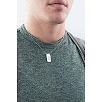 Halskette mann Schmuck Breil Abarth TJ1868