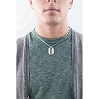Halskette mann Schmuck Breil Abarth TJ1887