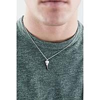 Halskette mann Schmuck Brosway Warp BWP01