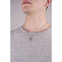 Halskette mann Schmuck Comete Acciaio UGL 339