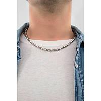 Halskette mann Schmuck Morellato Turbo SWV03