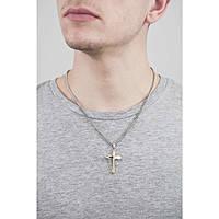 Halskette mann Schmuck Police Glaze S14AGR02P