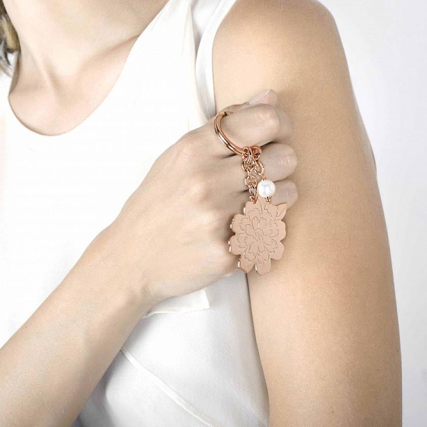 Nomination key-rings Swarovski woman 131700/019 photo wearing