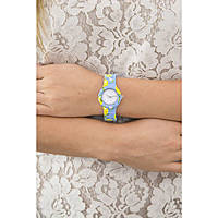 montre bracelet montre femme Hip Hop Fruit HWU0669