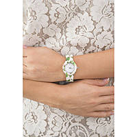 montre bracelet montre femme Hip Hop Fruit HWU0673