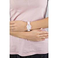 montre bracelet montre femme Hip Hop HWU0676