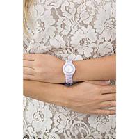 montre bracelet montre femme Hip Hop Starlets HWU0664