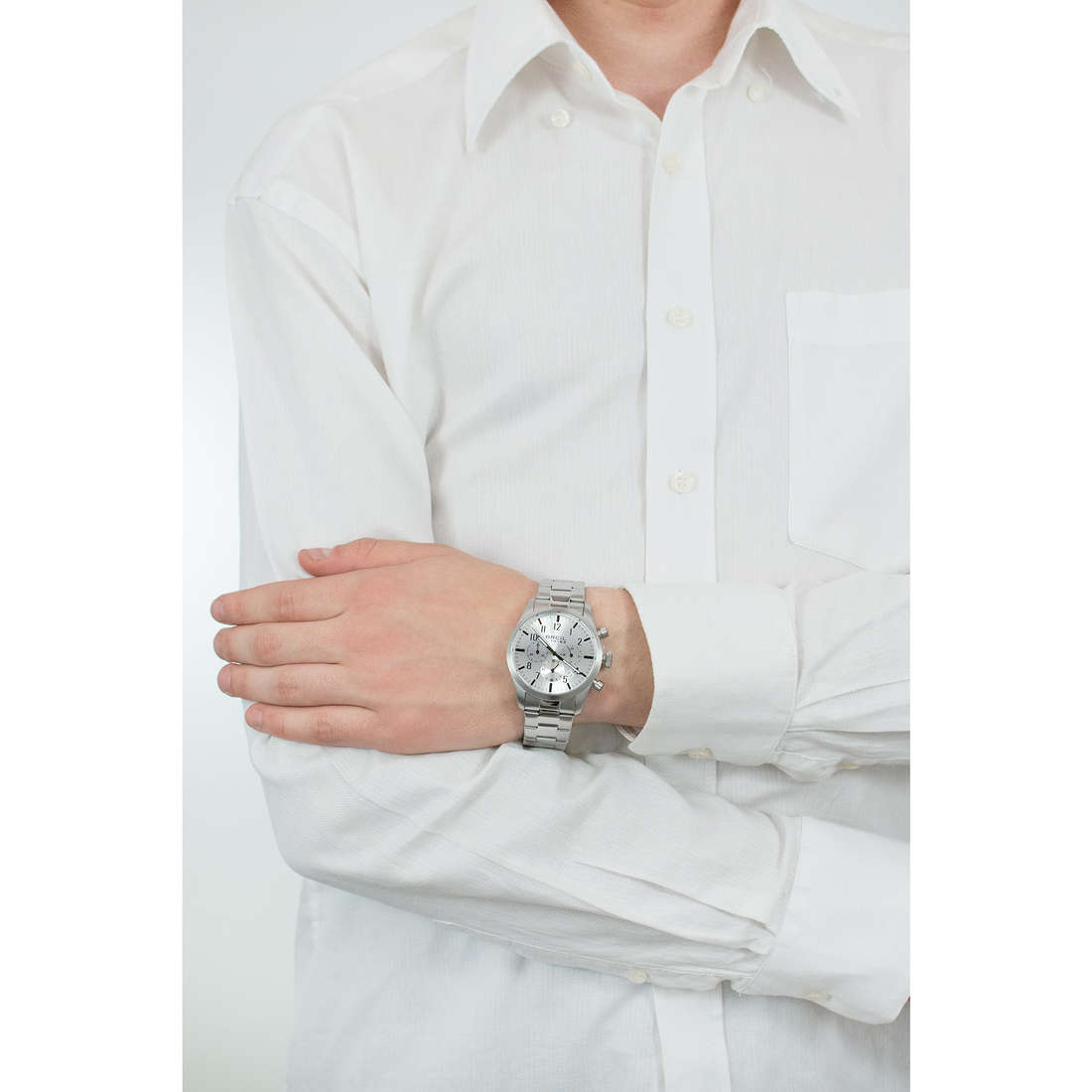 Breil chronographes Classic Elegance Extension homme EW0225 photo wearing