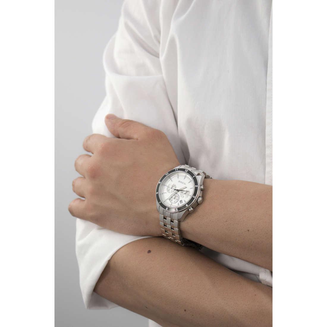 Breil chronographes Stronger homme TW1223 indosso