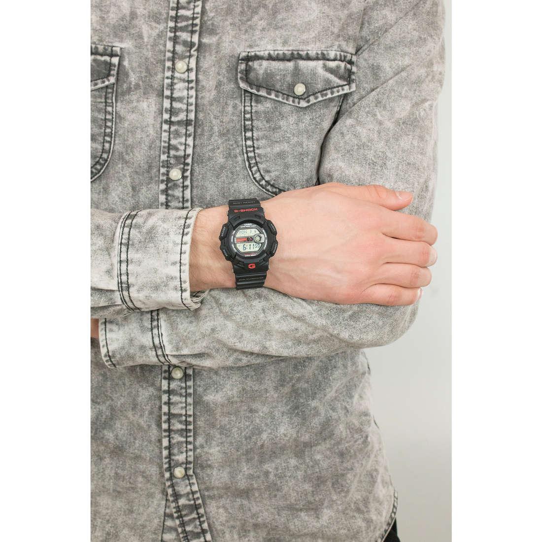 Casio numériques G-Shock homme G-9100-1ER indosso
