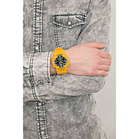 montre chronographe homme Casio G-Shock GA-100A-9AER