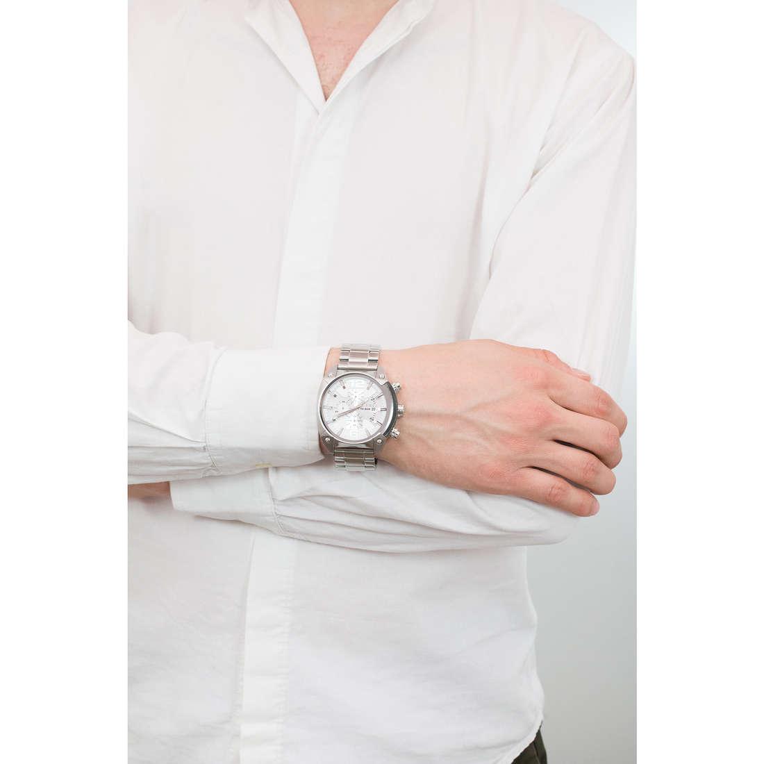 Diesel chronographes homme DZ4203 indosso