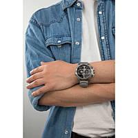 montre chronographe homme Diesel Ironside DZ4363