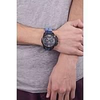 montre chronographe homme Diesel Ironside DZ4397