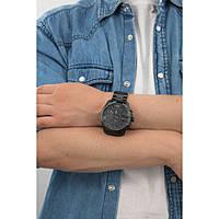 montre chronographe homme Diesel Mega Chief DZ4355