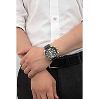 montre chronographe homme Diesel Overflow DZ4375