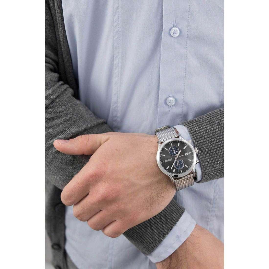 Maserati chronographes Epoca homme R8873618003 indosso