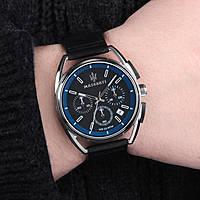 montre chronographe homme Maserati  Trimarano R8871632001