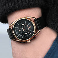 montre chronographe homme Maserati  Trimarano R8871632002