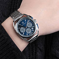 montre chronographe homme Maserati  Trimarano R8873632004