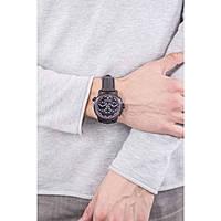 montre dual time homme Maserati Successo R8851121002