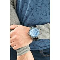 montre dual time homme Police Adder R1451253003