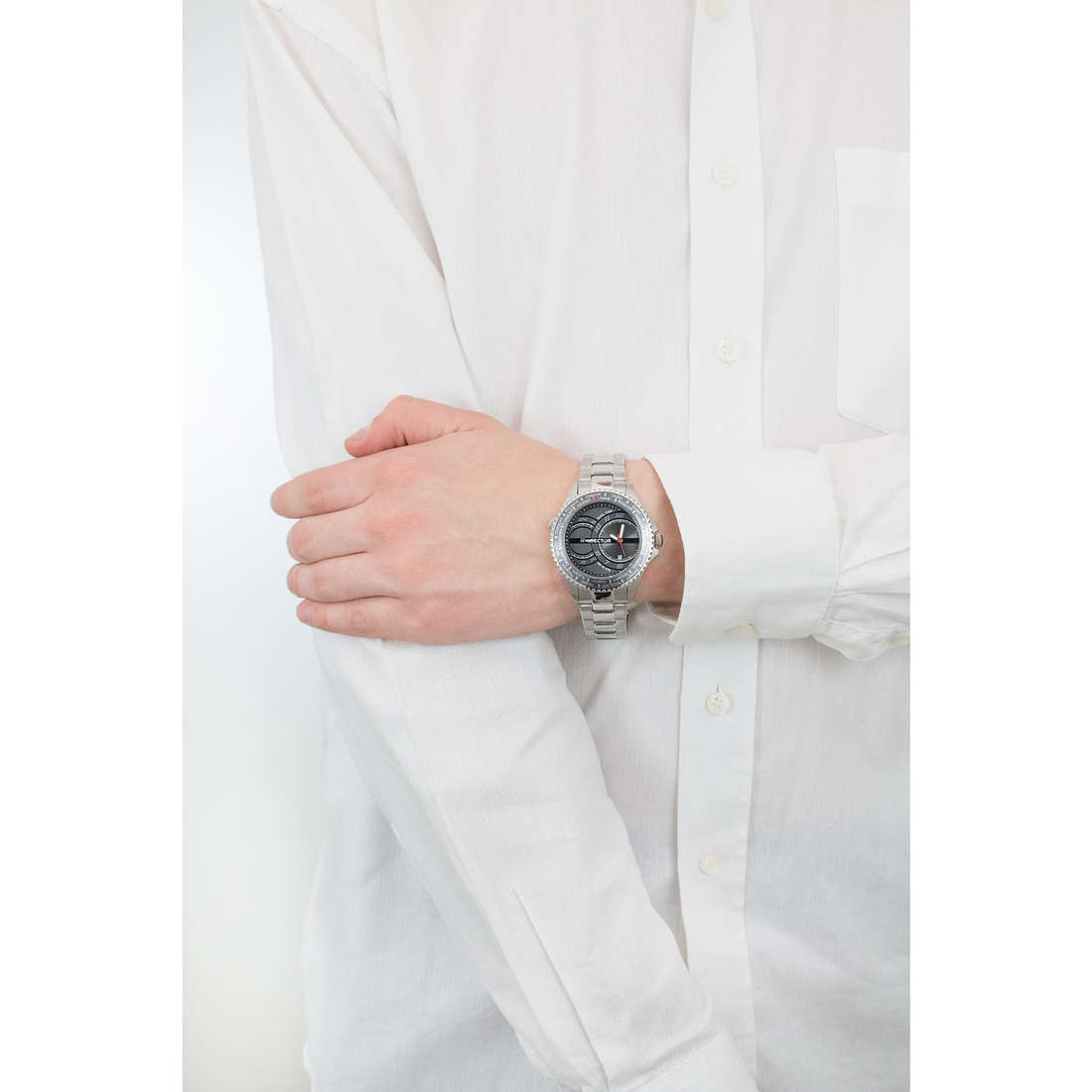 Sector dual time 235 homme R3253161004 photo wearing