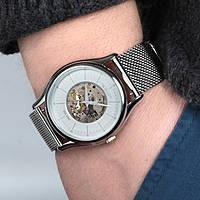montre mécanique homme Trussardi T-Light R2423127001
