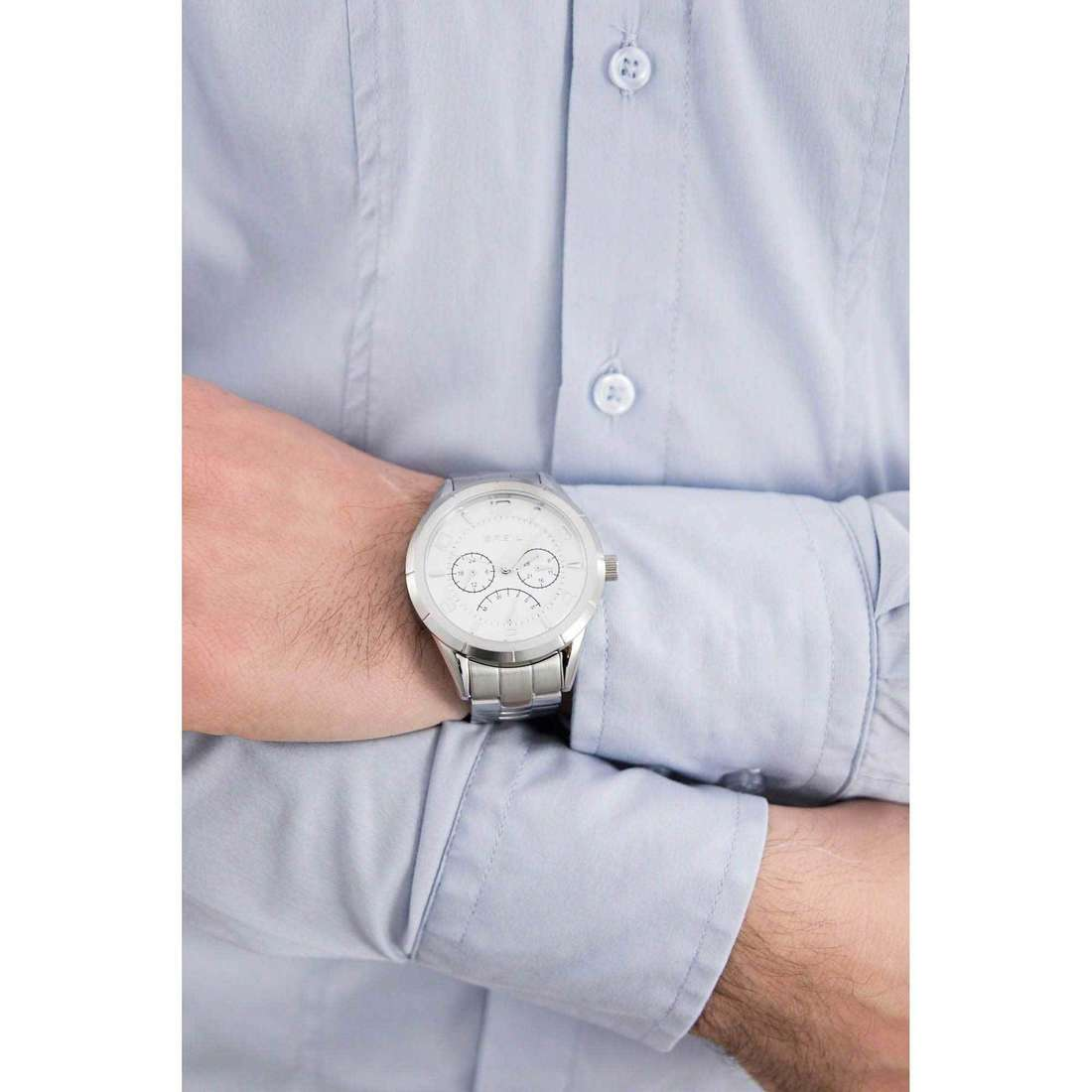 Breil multifonction Lounge In homme TW1468 indosso