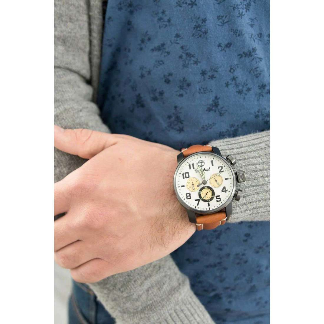 Timberland multifonction Mascoma homme TBL.14439JSU/14 indosso