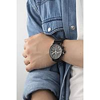 montre multifonction homme Timex Metropolitan TWG012600