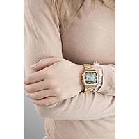 montre numérique unisex Casio CASIO COLLECTION A168WEGC-3EF