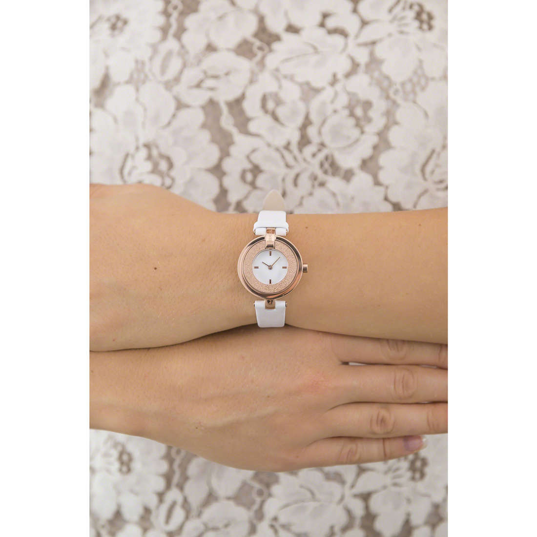 Breil seul le temps Breilogy femme TW1446 photo wearing