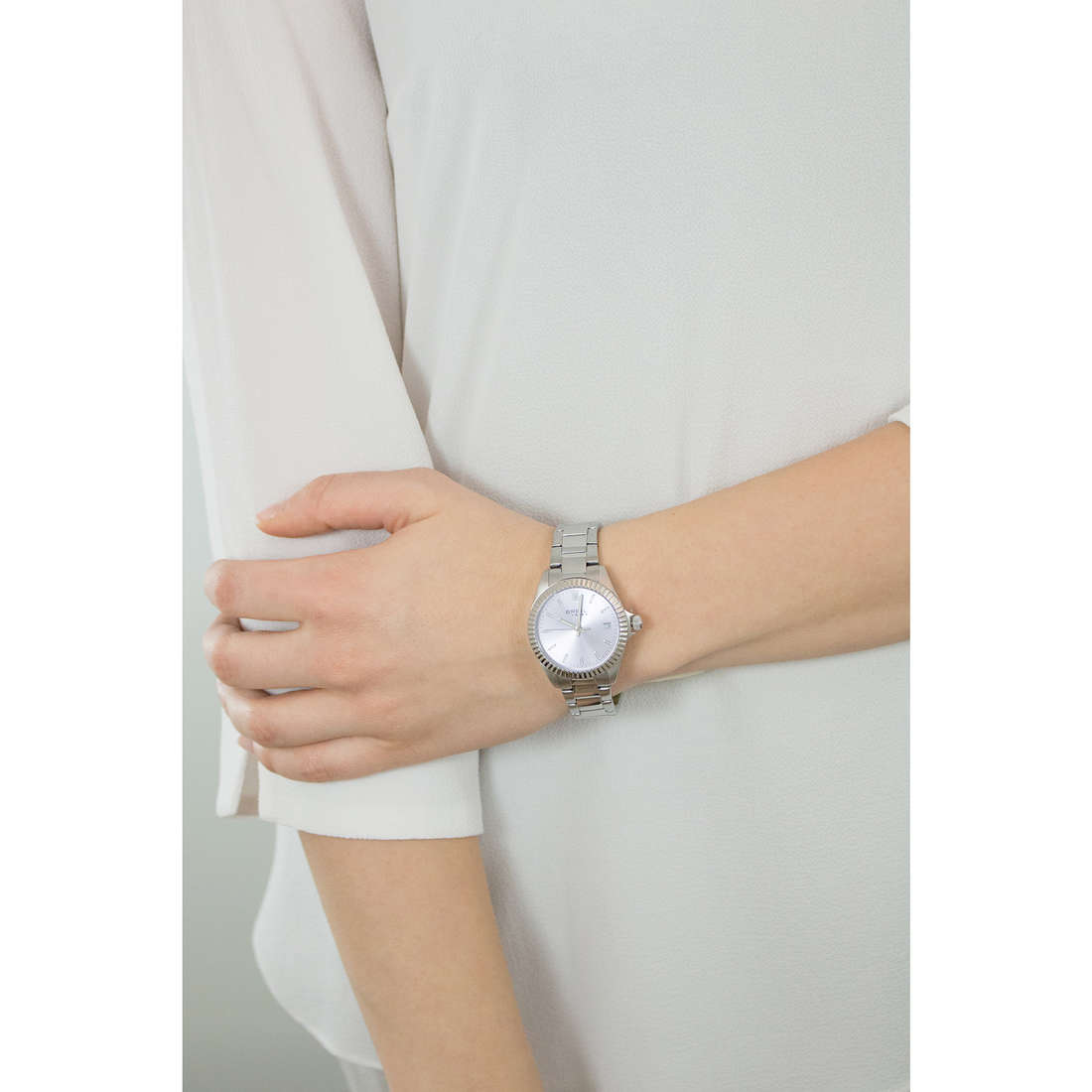Breil seul le temps Classic Elegance Extension femme EW0239 photo wearing