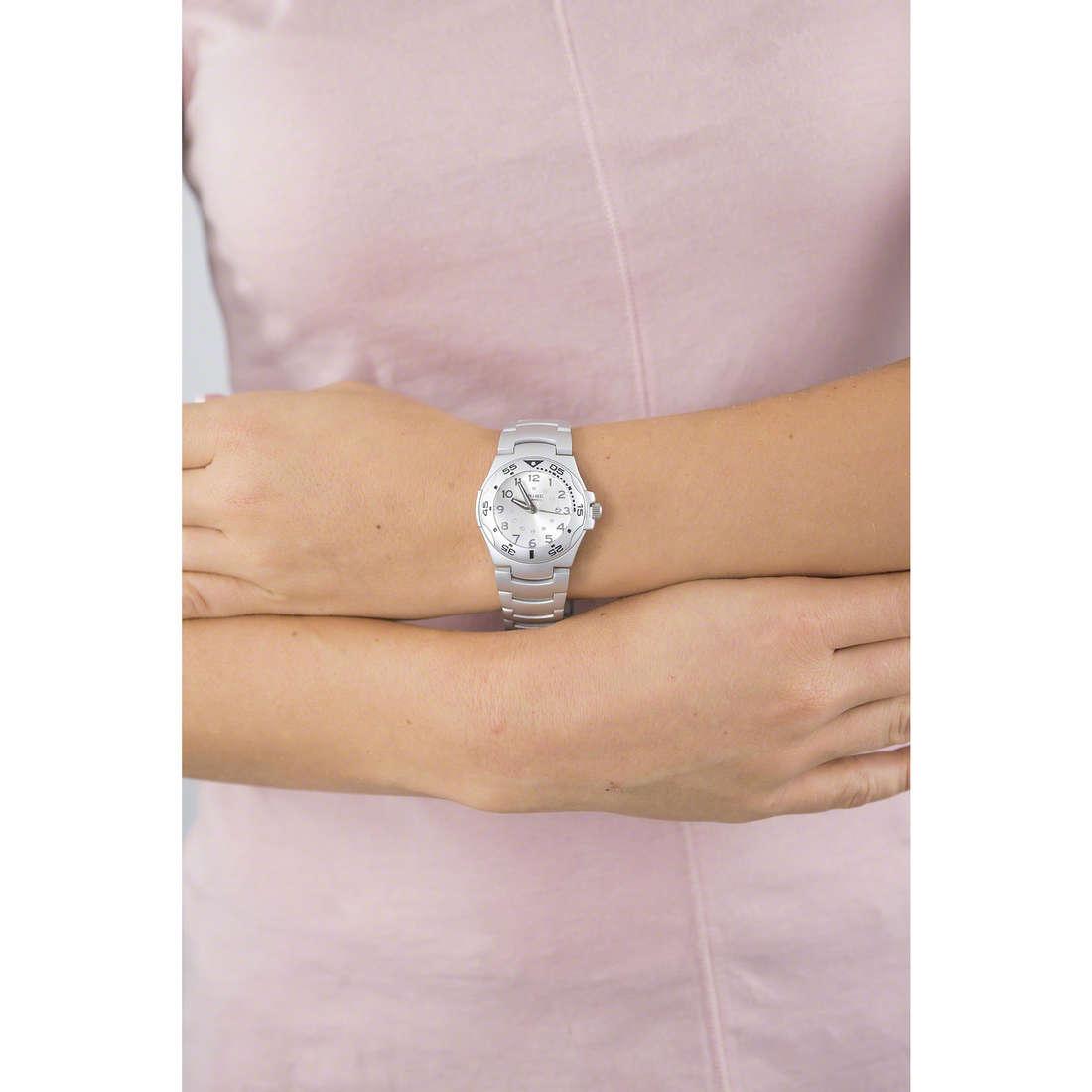 Breil seul le temps Ice femme EW0175 indosso