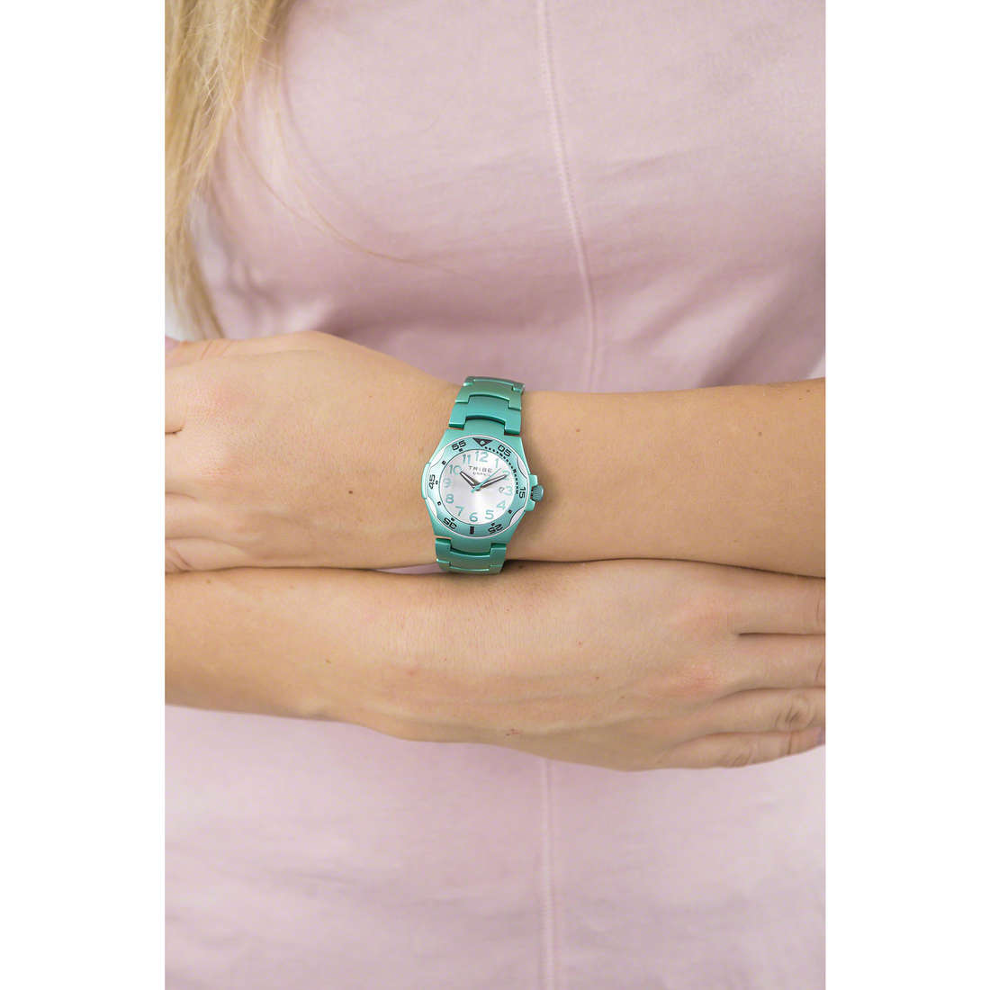 Breil seul le temps Ice femme EW0180 indosso