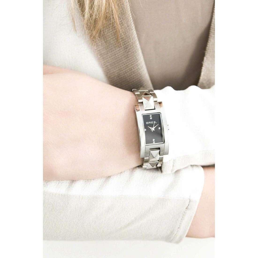 Breil seul le temps Kate femme TW1348 indosso