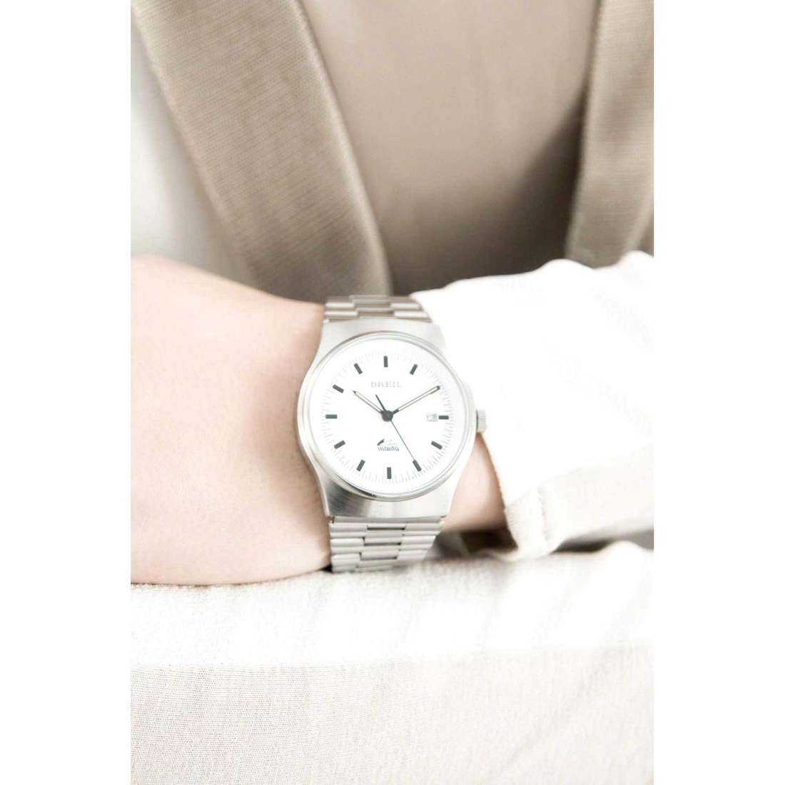 Breil seul le temps Manta Vintage femme TW1270 indosso