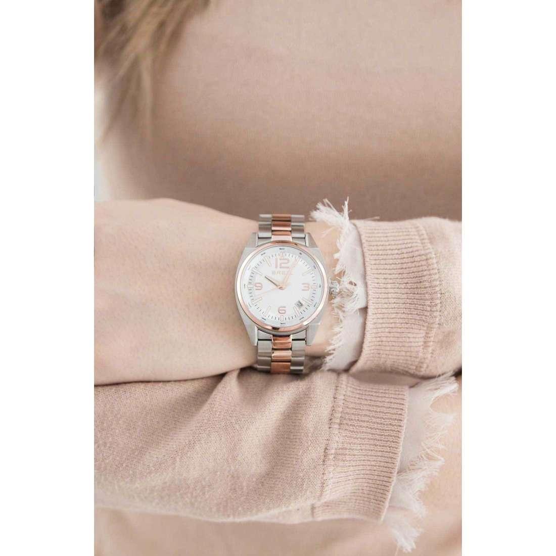 Breil seul le temps Master femme TW1414 indosso