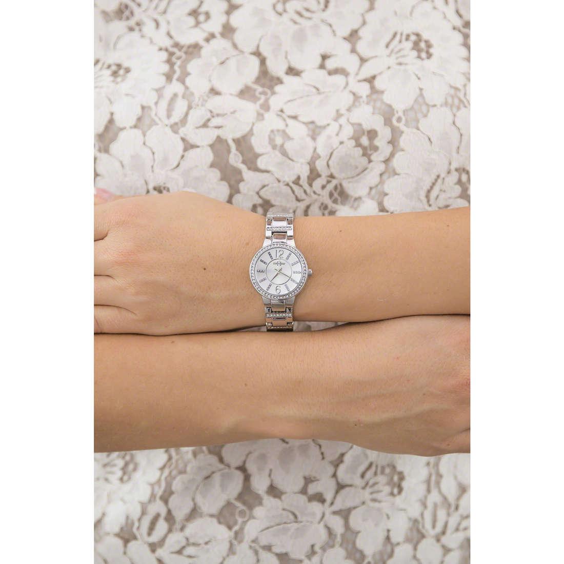 Chronostar seul le temps Desiderio femme R3753247502 indosso