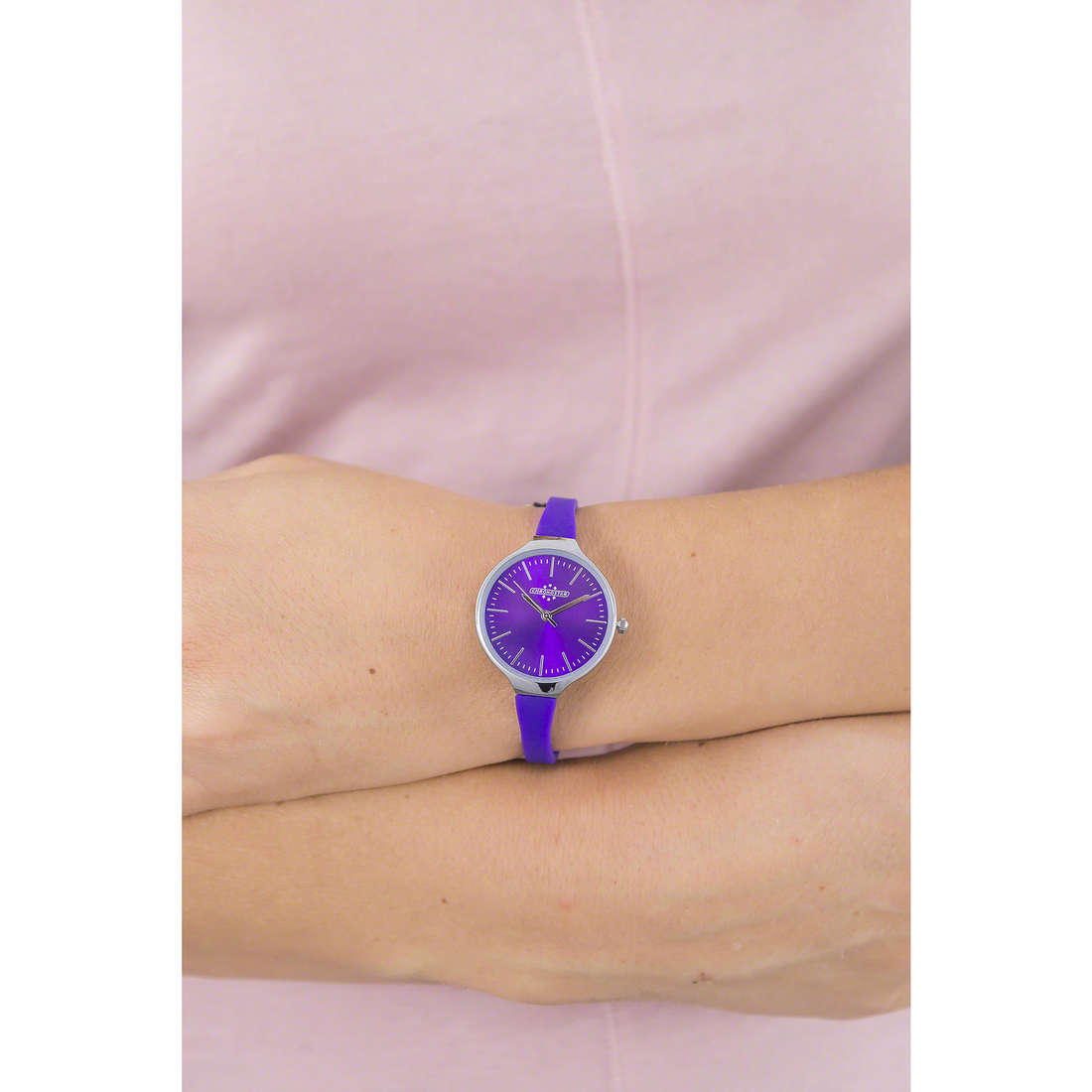 Chronostar seul le temps Toffee femme R3751248506 photo wearing