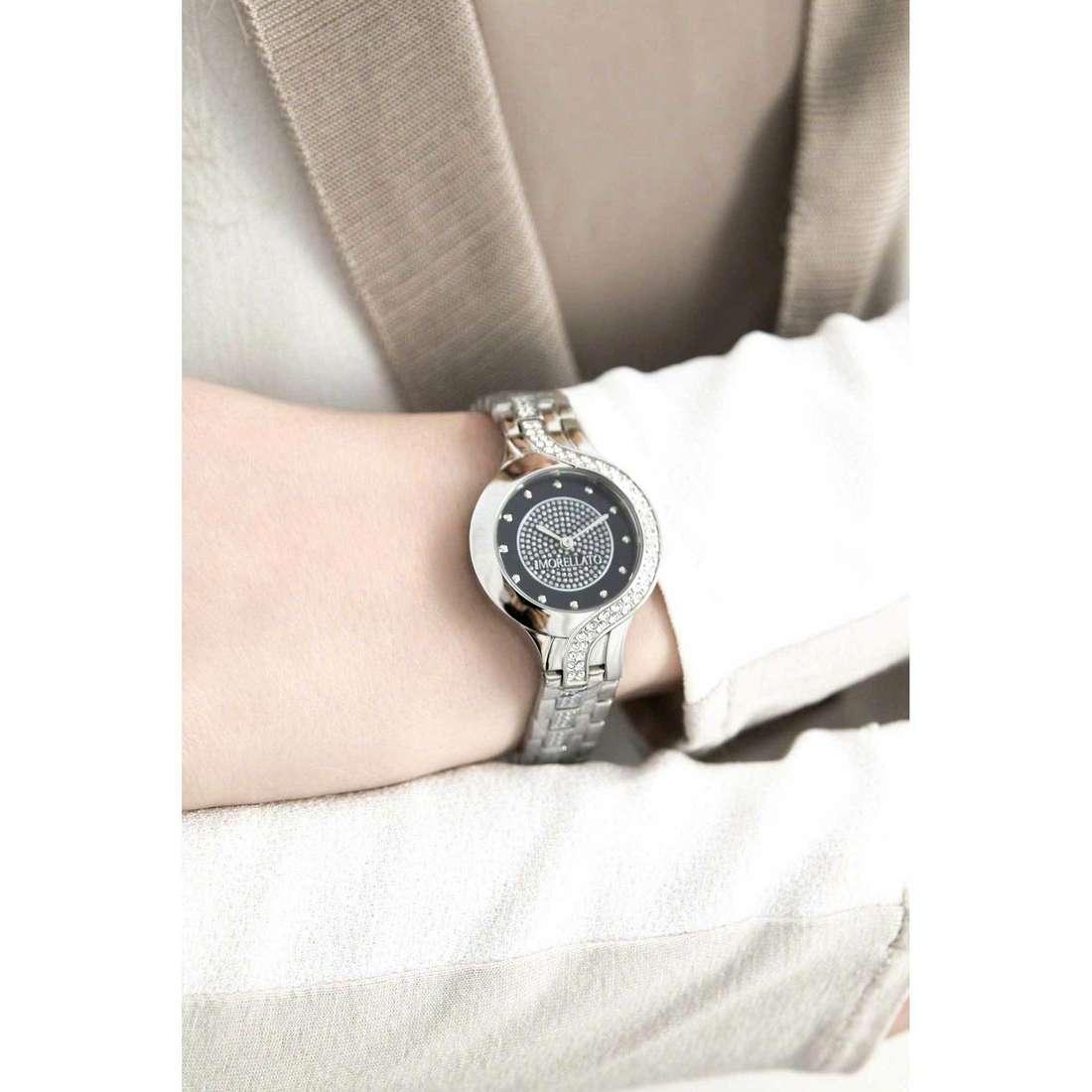 Morellato seul le temps Burano femme R0153117501 indosso