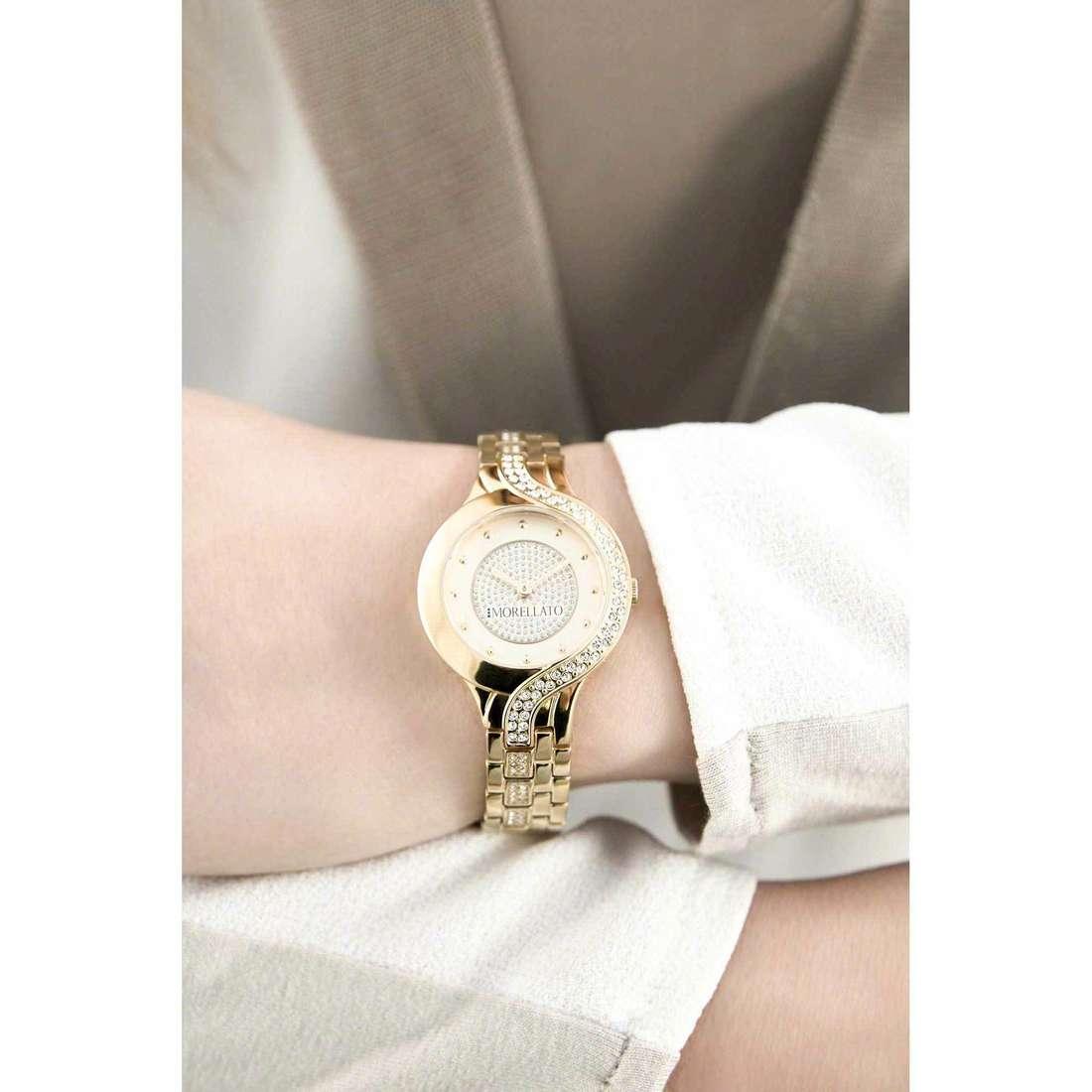 Morellato seul le temps Burano femme R0153117504 indosso