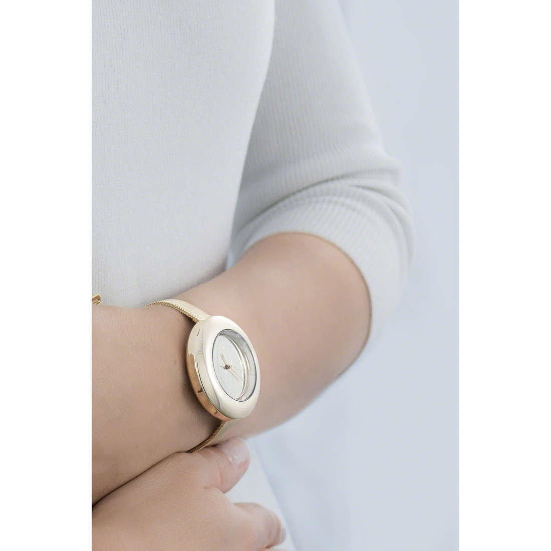 Ops Objects seul le temps Lux edition femme OPSPW-329 indosso