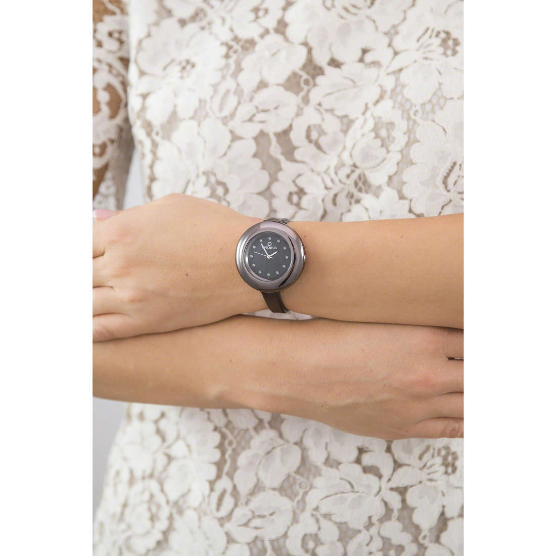 Ops Objects seul le temps Lux edition femme OPSPW-335 indosso